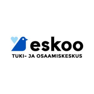 Eskoo- Tuki ja Osaamiskeskus logo