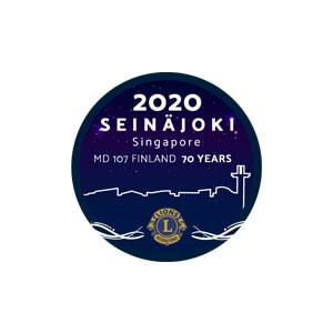 Lions Seinäjoki 2020 – Tapahtuma logo