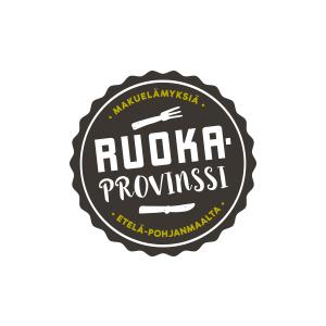Ruokaprovinssi logo