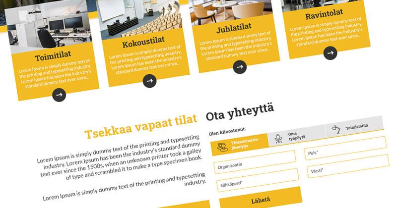 Web-suunnittelu kuva